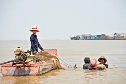 Lac de Tonlé sap 3