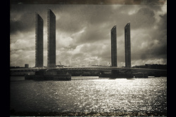 Bordeaux Pont Jacques Chaban Delmas