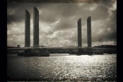 Bordeaux Pont Jacques Chaban Delmas