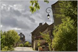 Village d'Allenc Lozère